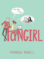 rainbow rowell fangirl cover