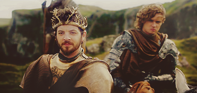 Renly and Loras