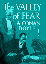 Valley of Fear book cover