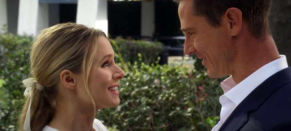 Best LoVe moments on Veronica Mars: Logan and Veronica get married