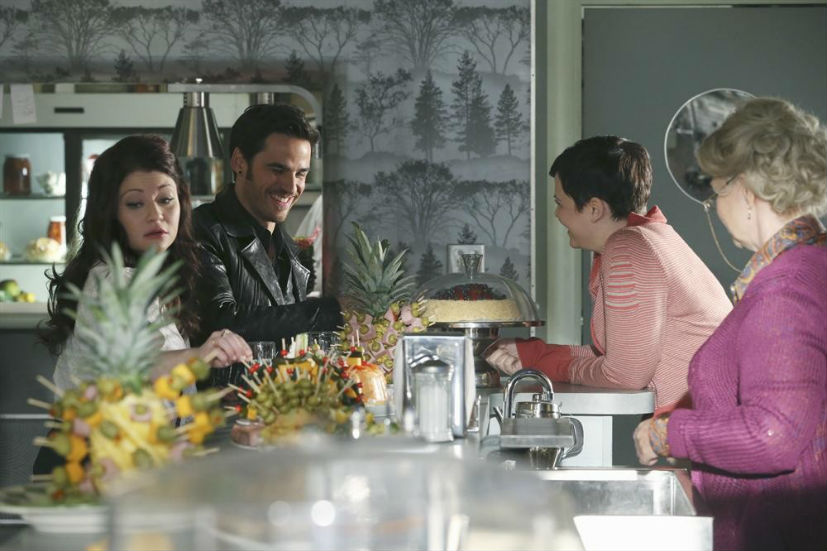 Once Upon a Time season 4 episode 13 hook granny