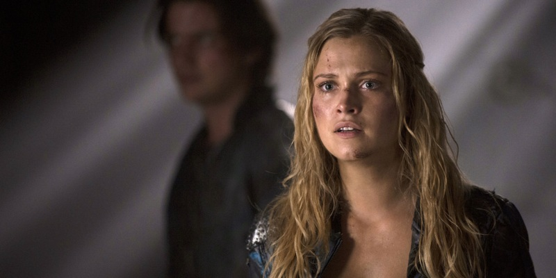 The 100 season 2 Clarke Griffin