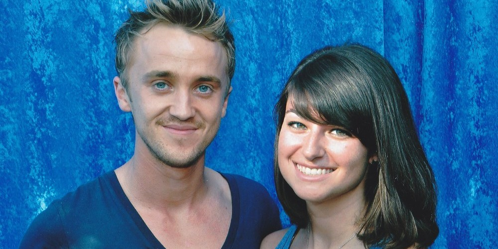 Tom Felton meet and greet