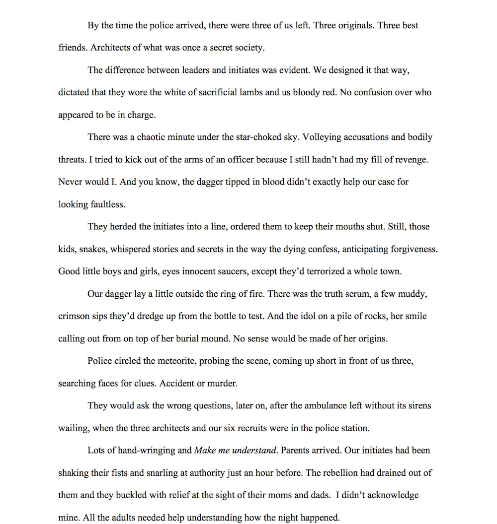 First We Were IV - chapter1 copy