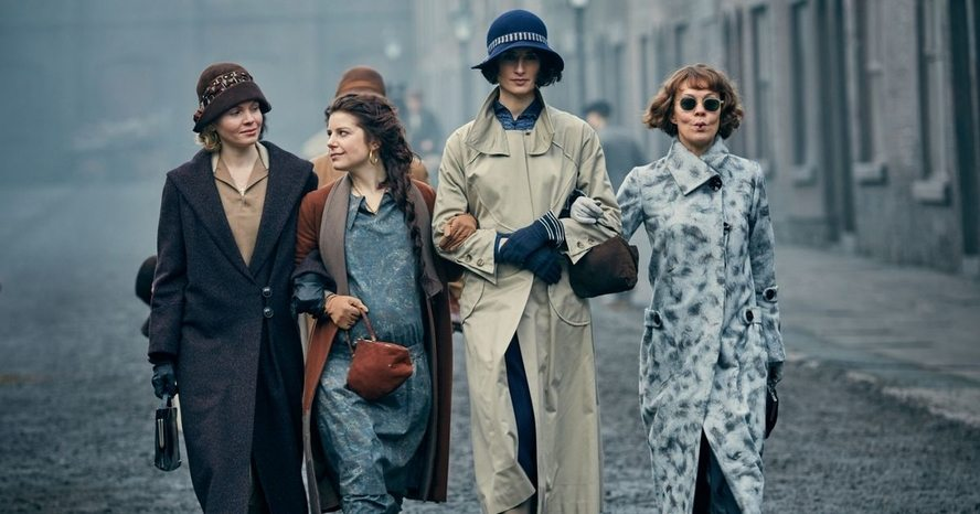 peaky blinders women progress