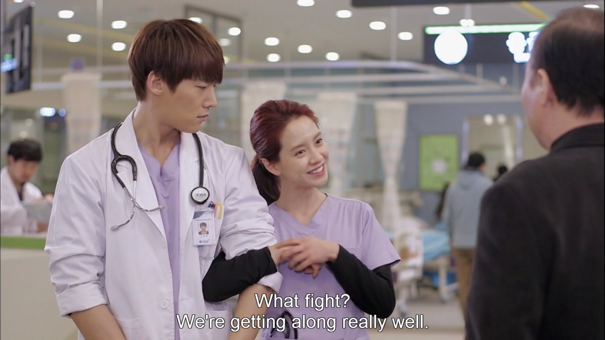 kdramas emergency couple