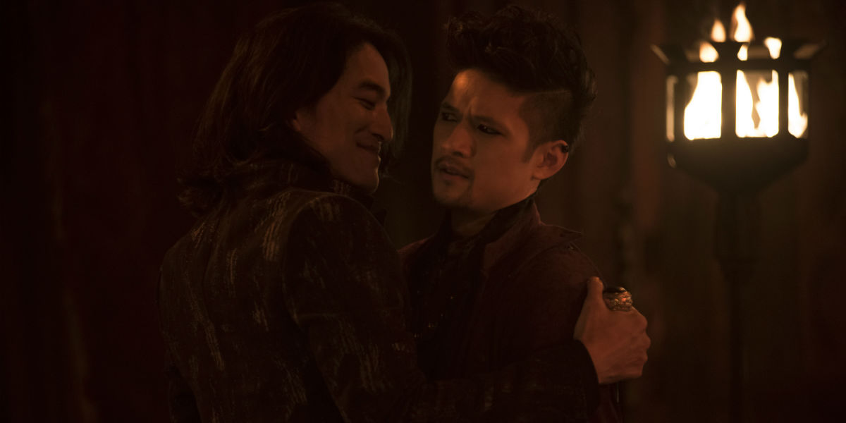 Shadowhunters season 3 Magnus Bane dad