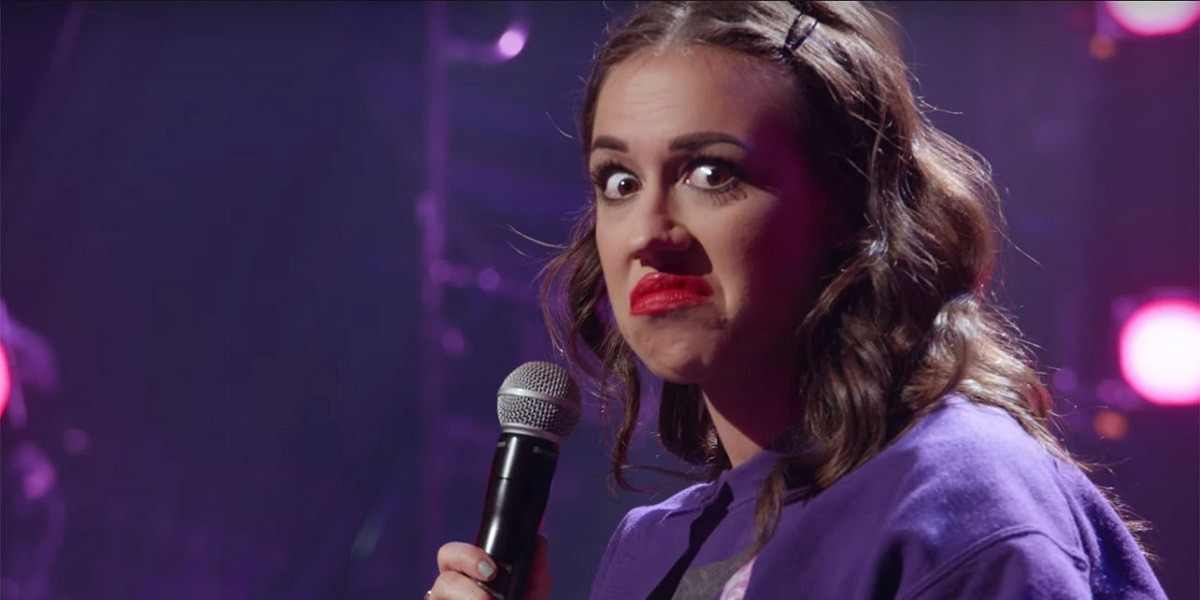netflix stand-up special, miranda sings