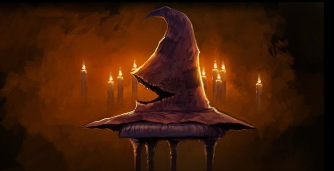 Harry Potter House Sorting Hat Quiz
