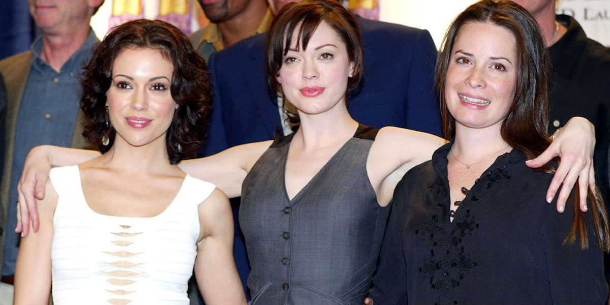 Charmed reboot review