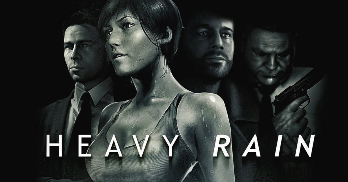 choose your own adventure game heavy rain