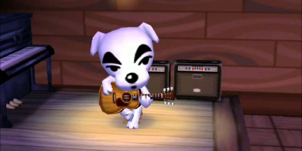 animal crossing switch kk slider