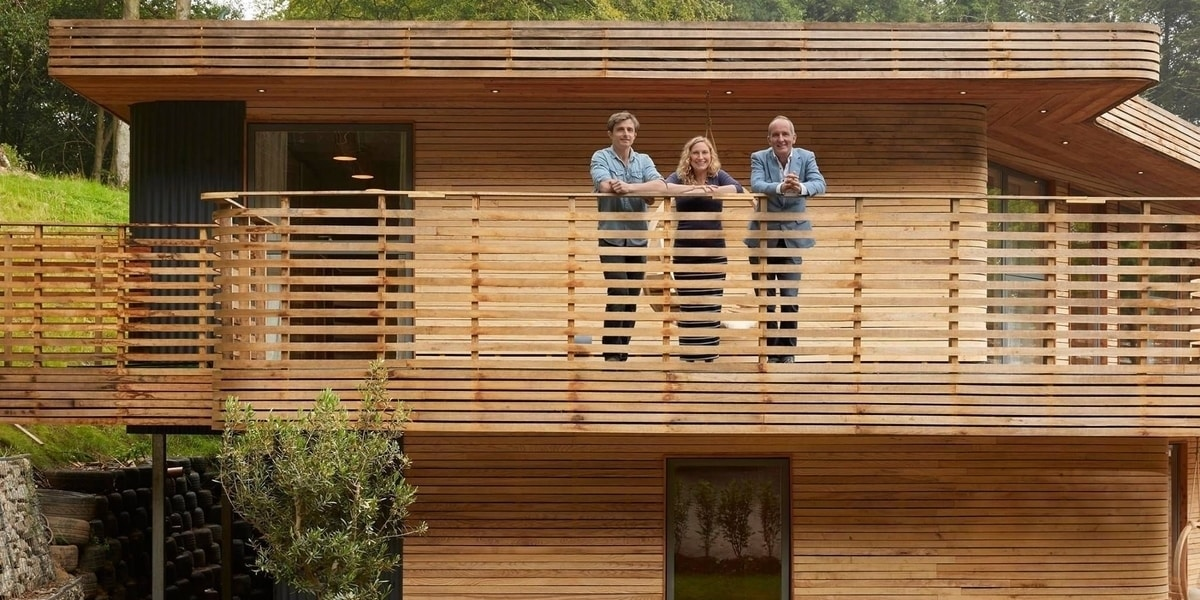 house hunting and improvement grand designs