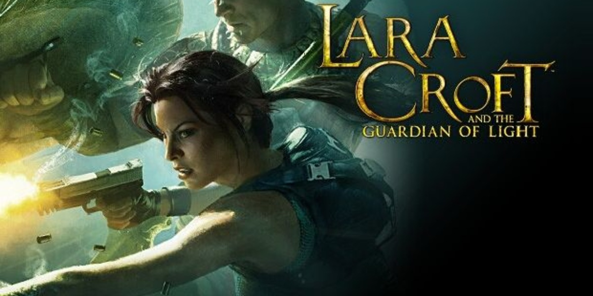 lara croft guardian of light box art