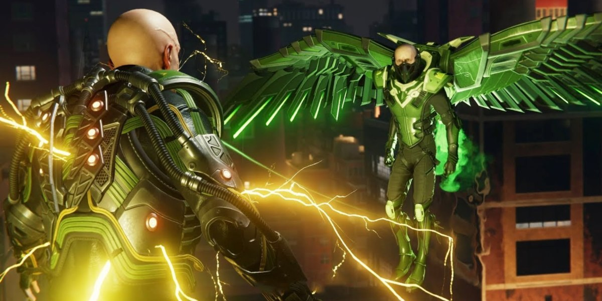 spider-man ps4 review sinister six