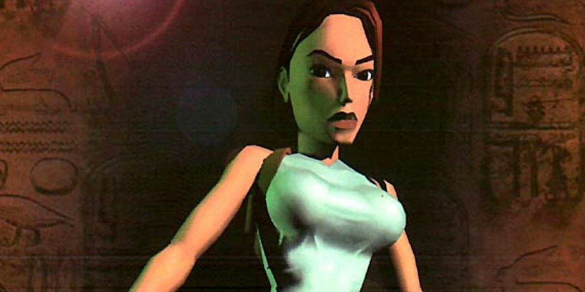 tomb raider 1 graphics
