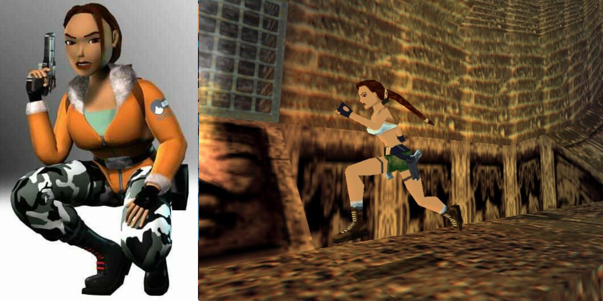 tomb raider 3 ps1 outfits