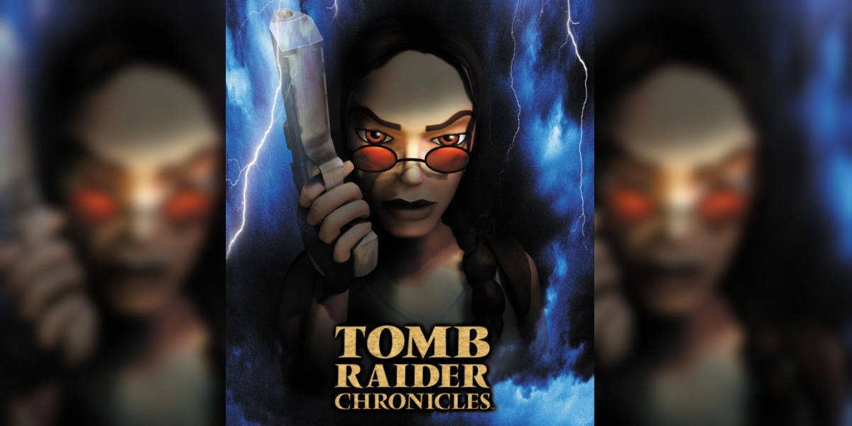 tomb raider chronicles box art