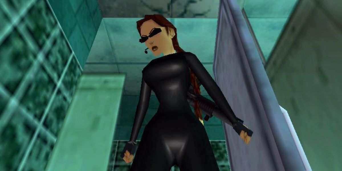 tomb raider chronicles catsuit