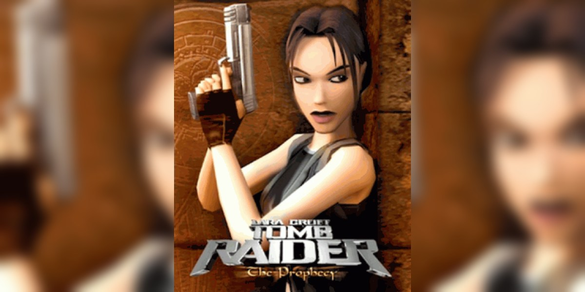 tomb raider the prophecy box art