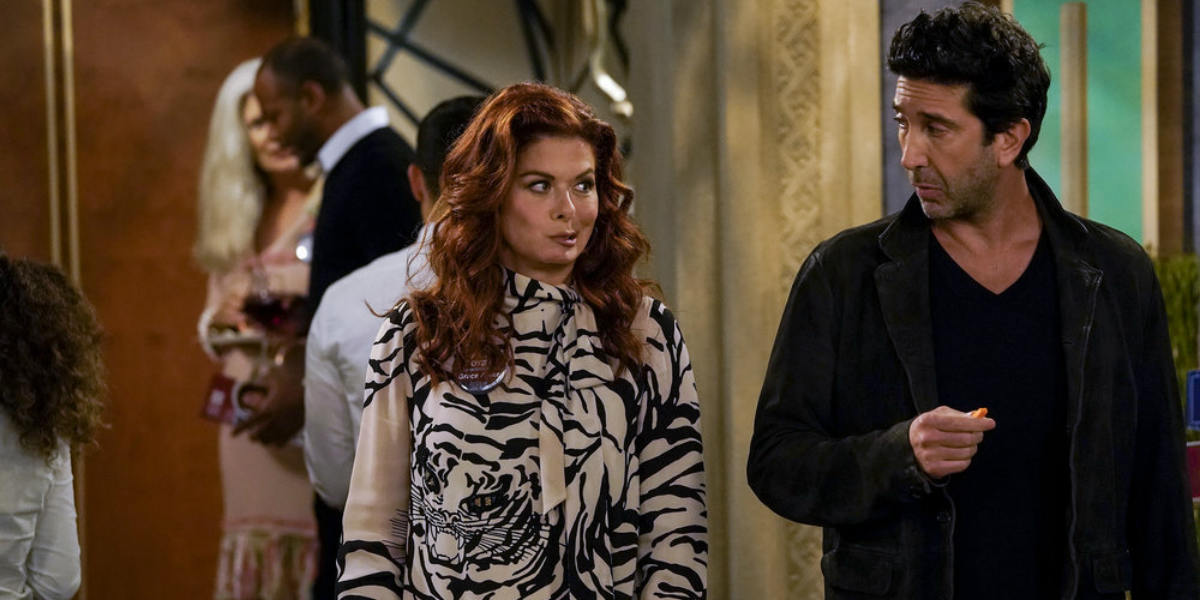 Will and Grace season 10 episode 1 ross grace