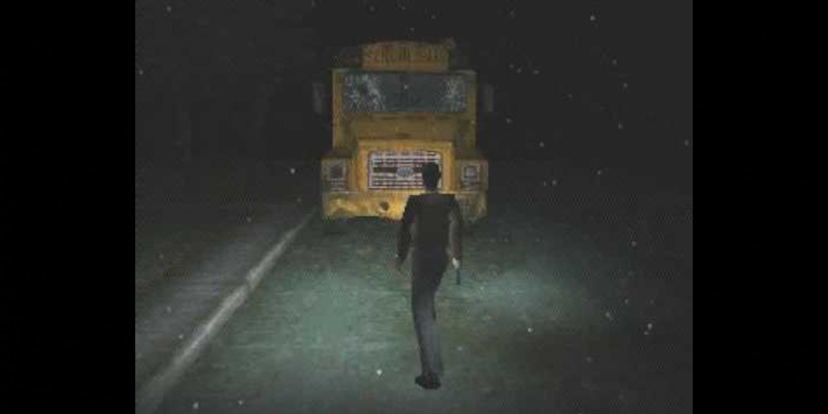 scariest video games silent hill