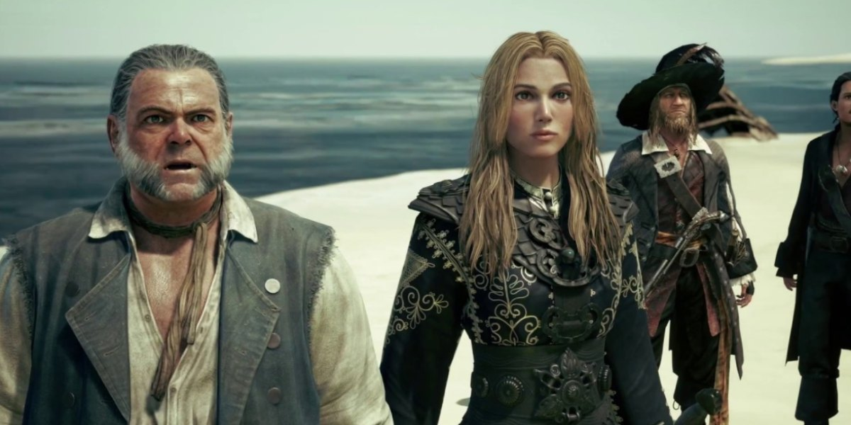 kingdom hearts 3 worlds guide pirates of the caribbean