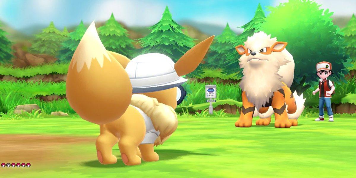 pokemon lets go red battle faq