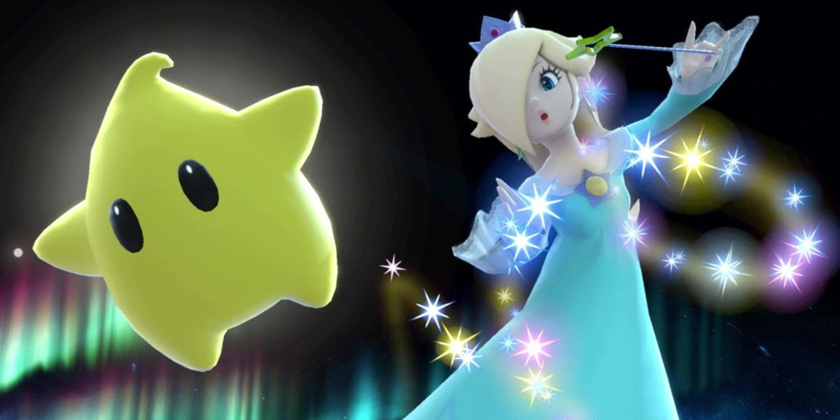 smash bros ultimate review rosalina and luma