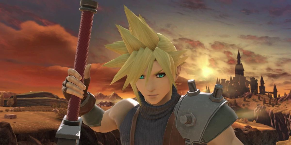 smash bros. ultimate review cloud