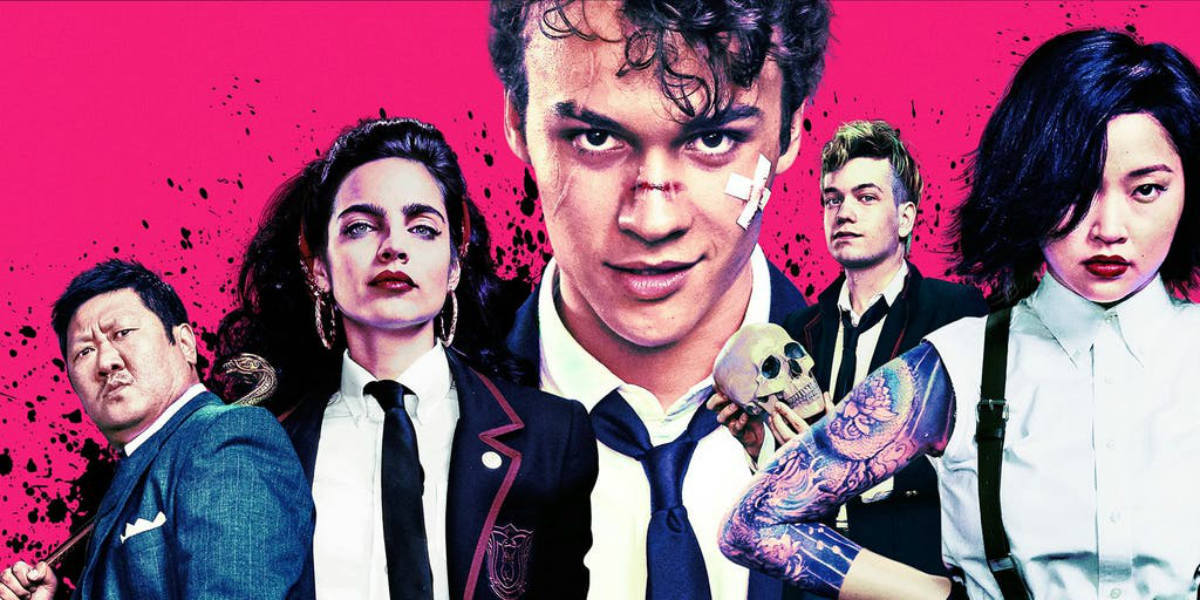 Deadly Class Book to TV