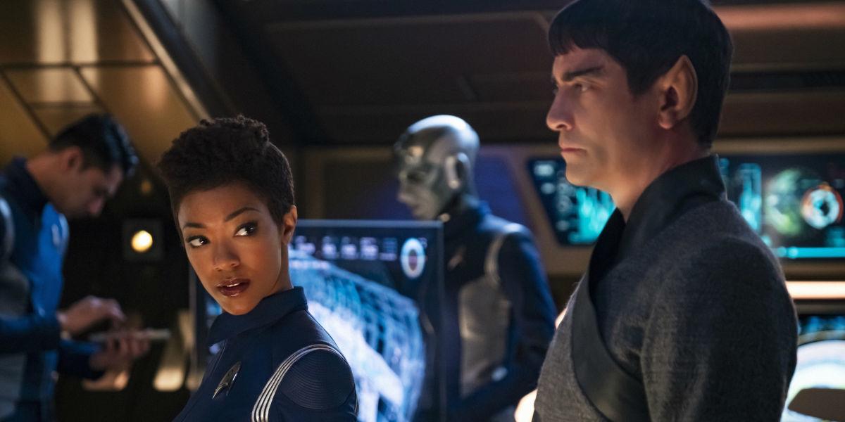 Star Trek Discovery season 2 premiere