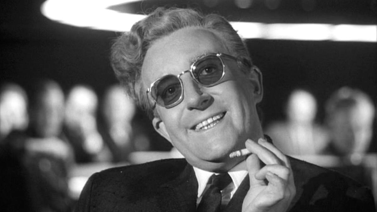 dr strangelove best political movies