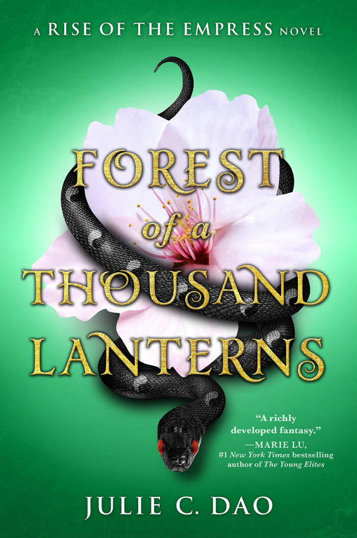 rise of the empress, forest of a thousand lanterns