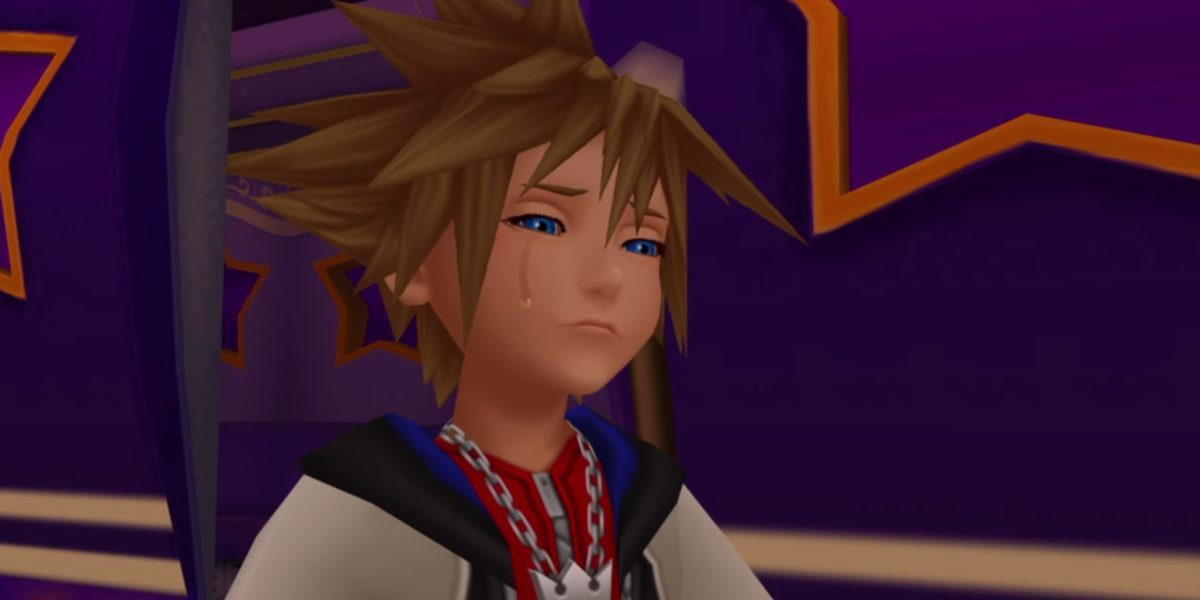 kingdom hearts fans sad