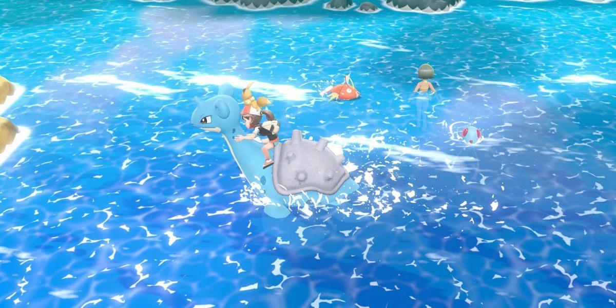 the next pokemon game on switch open world