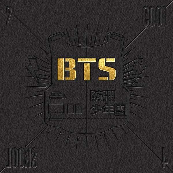 BTS album 2 Cool 4 Skool album cover
