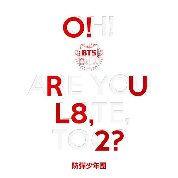 BTS Album O!RUL8,2?