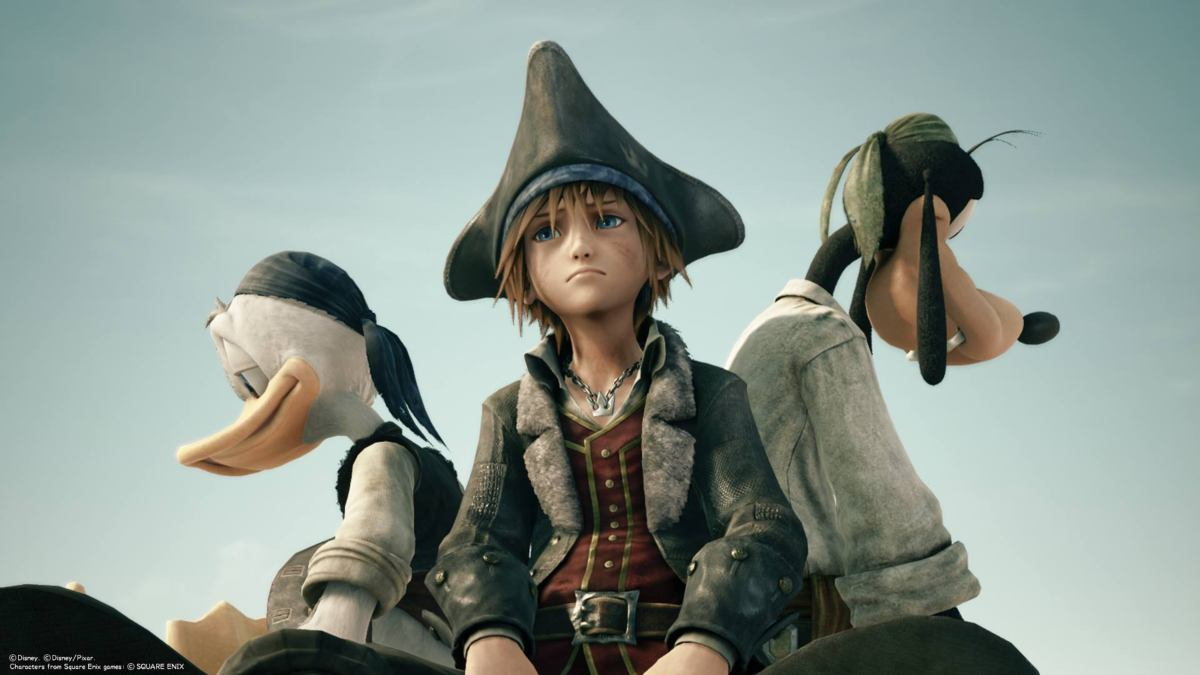 kingdom hearts 3 review pirates
