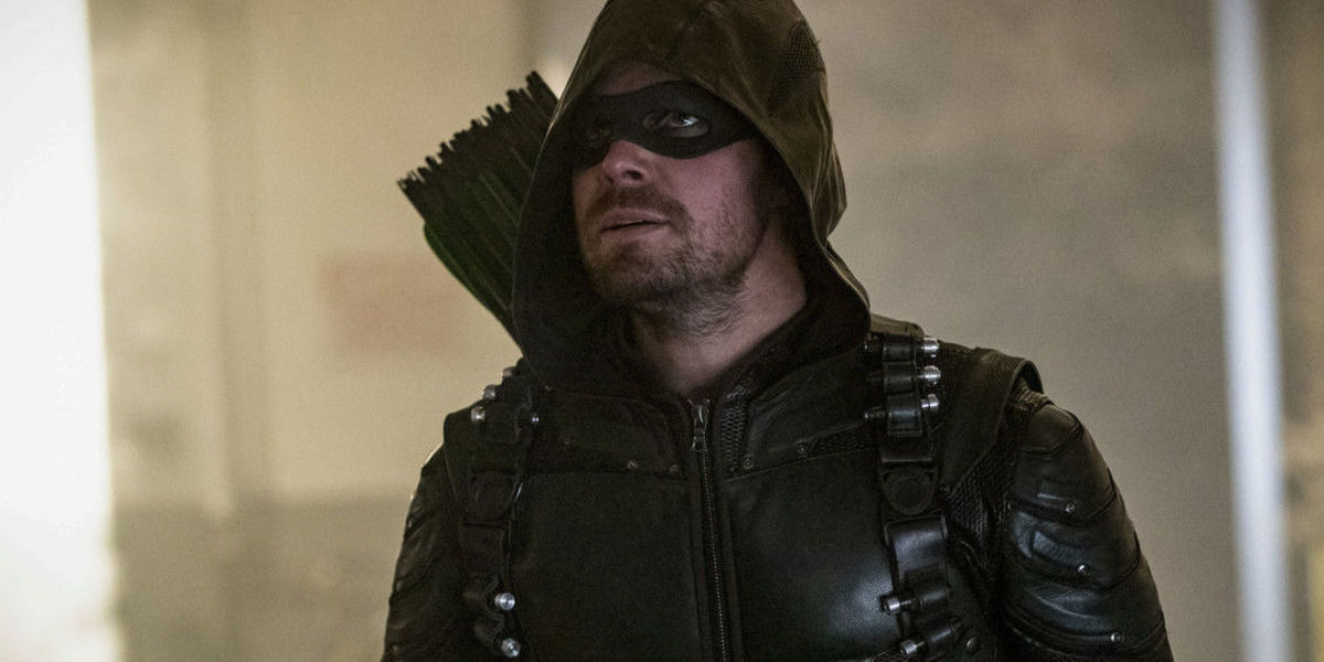 Arrow ending with season 8