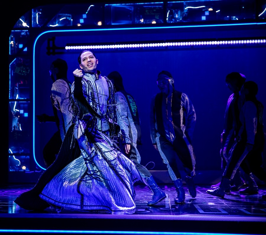 Be More Chill Broadway review