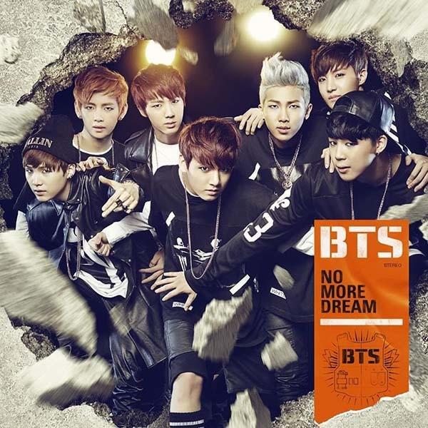 BTS Album No More Dream