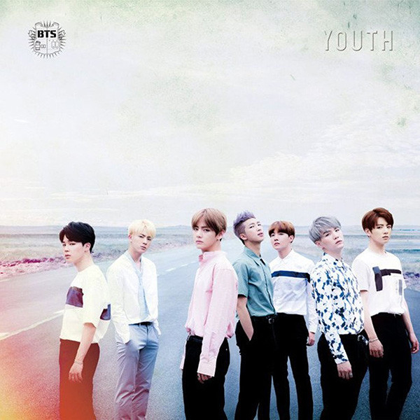 BTS Youth Album Cover