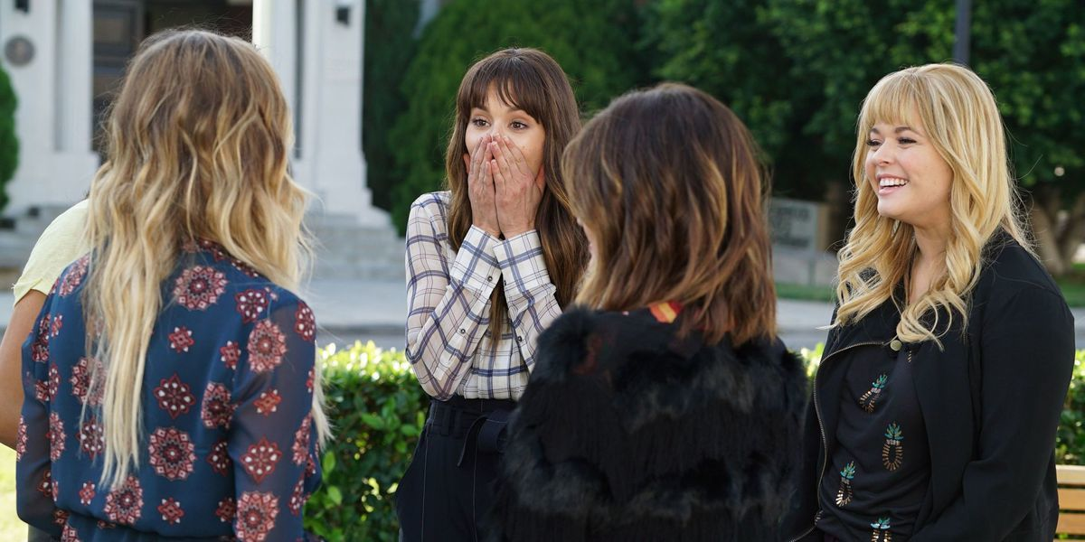 Alison DiLaurentis on 'Pretty Little Liars: The Perfectionists'