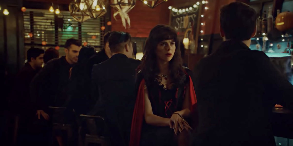 Shadowhunters 3x18 becky lewis