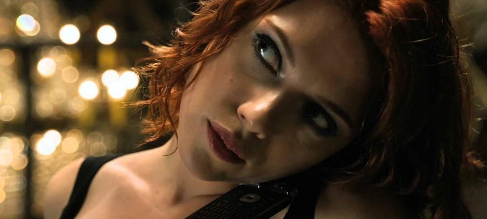 Black Widow's Interrogation in Avengers