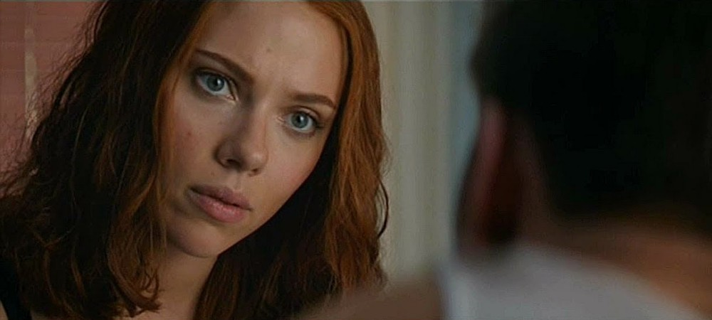 Black Widow Talking to Steve (Captain America: The Winter Soldier)