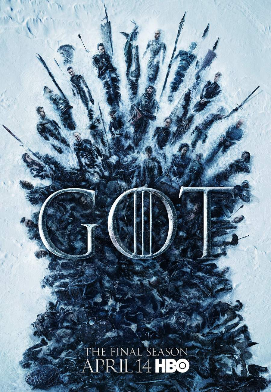 Game of Thrones season 8 poster