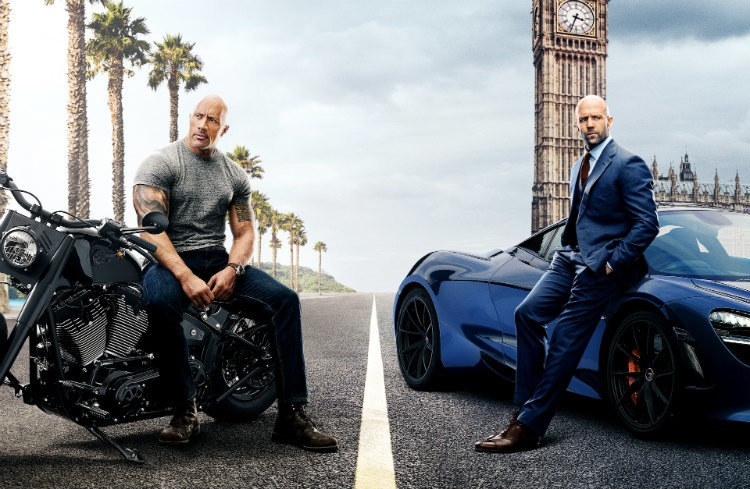 The Fast and the Furious presents: Hobbs and Shaw
