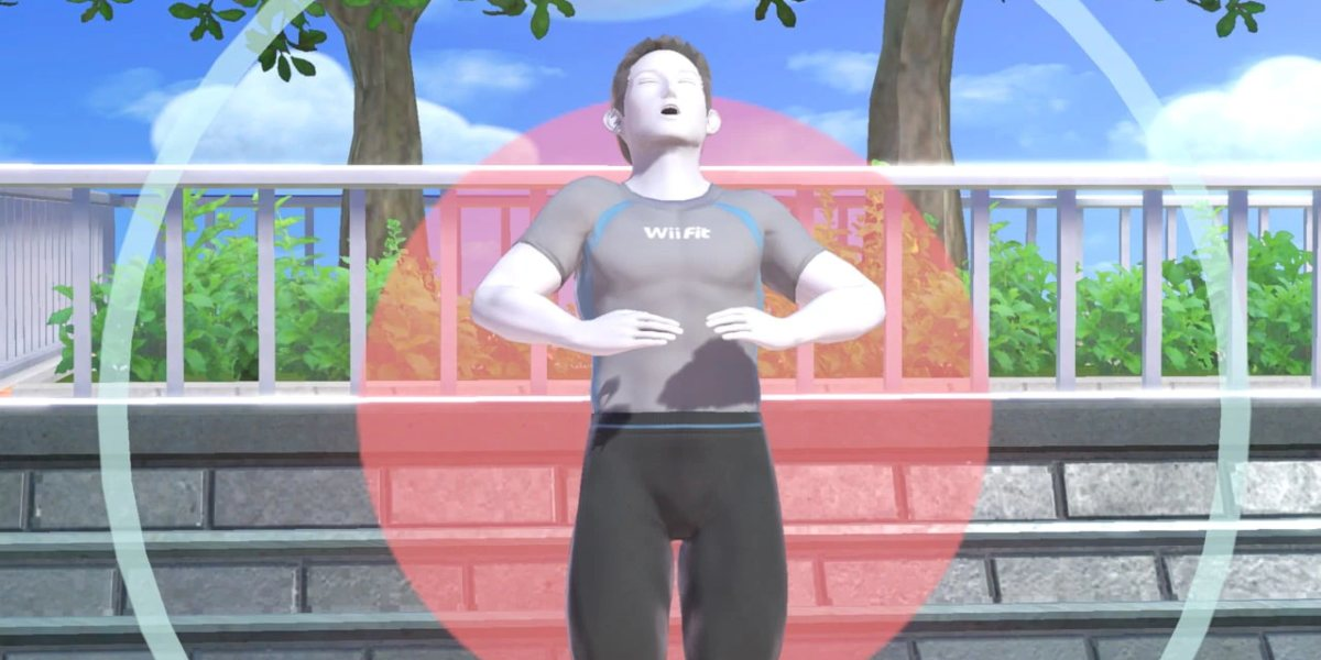 how to get into elite smash wii fit trainer